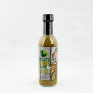 Speedys Citrus Jalapeno sauce #46
