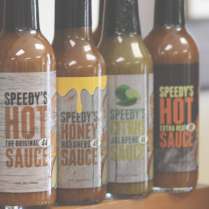 Speedy's Sauces